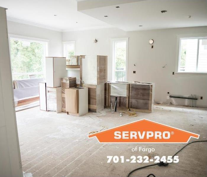 We offer many restoration and reconstruction services in West Fargo.